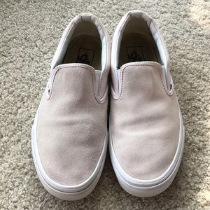 Vans light Link Suede Sneakers